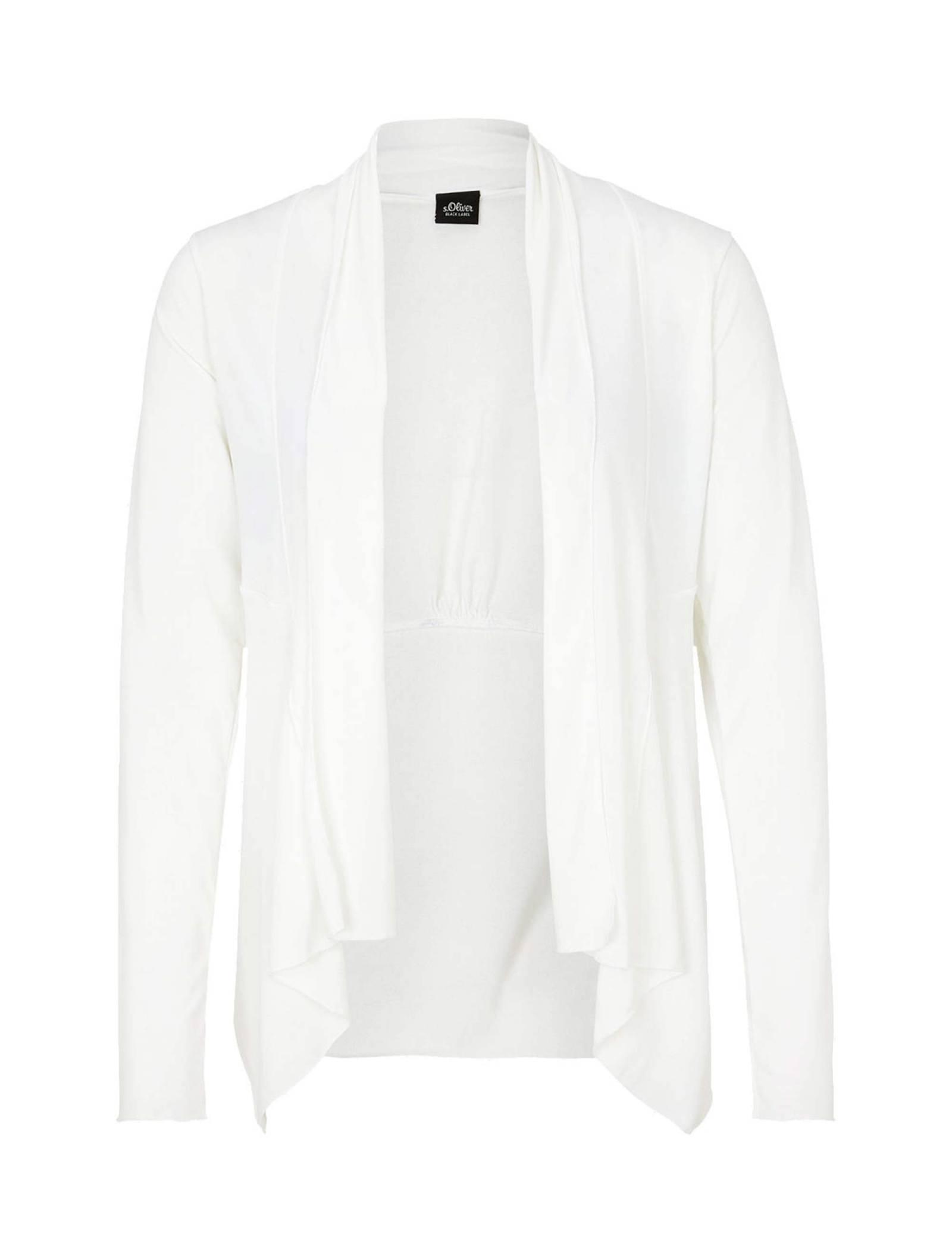 رویه لباس ساده زنانه - اس.اولیور - سفيد - 1