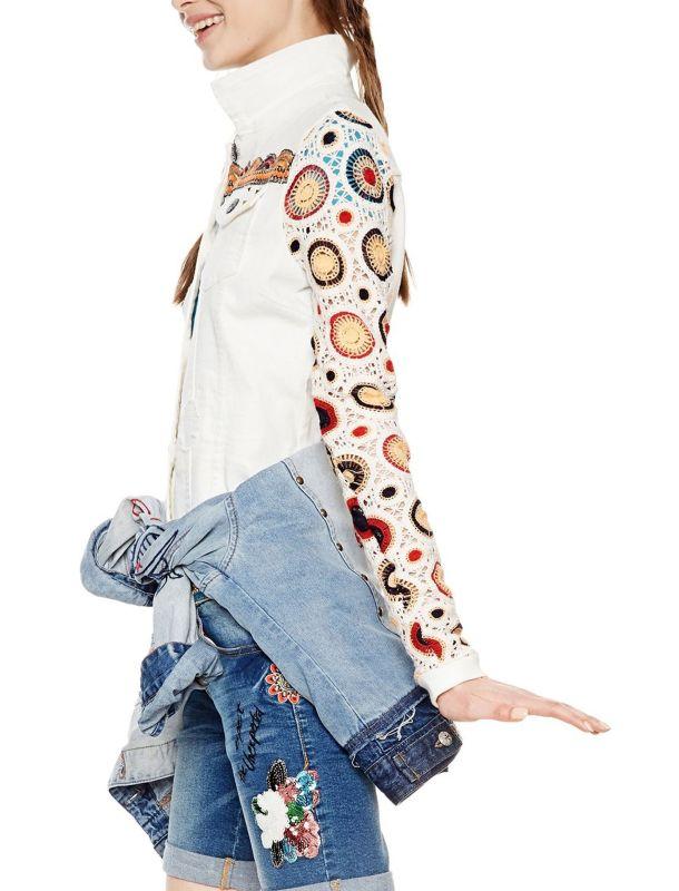 شلوارک جین زنانه - دزیگوال