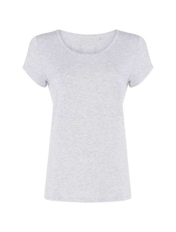 تی شرت راحتی ویسکوز زنانه - جی بای جسپرکنران