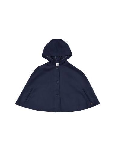 پالتو کلاه دار دخترانه - تیفوسی