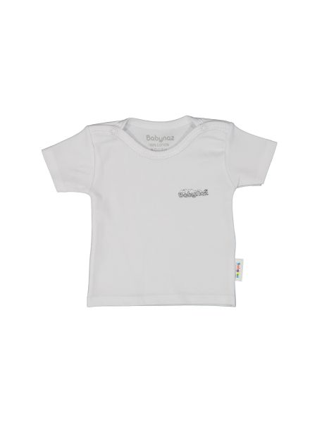 تی شرت نخی ساده نوزادی - بی بی ناز
