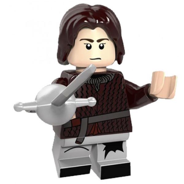 ساختنی مدل Arya Stark