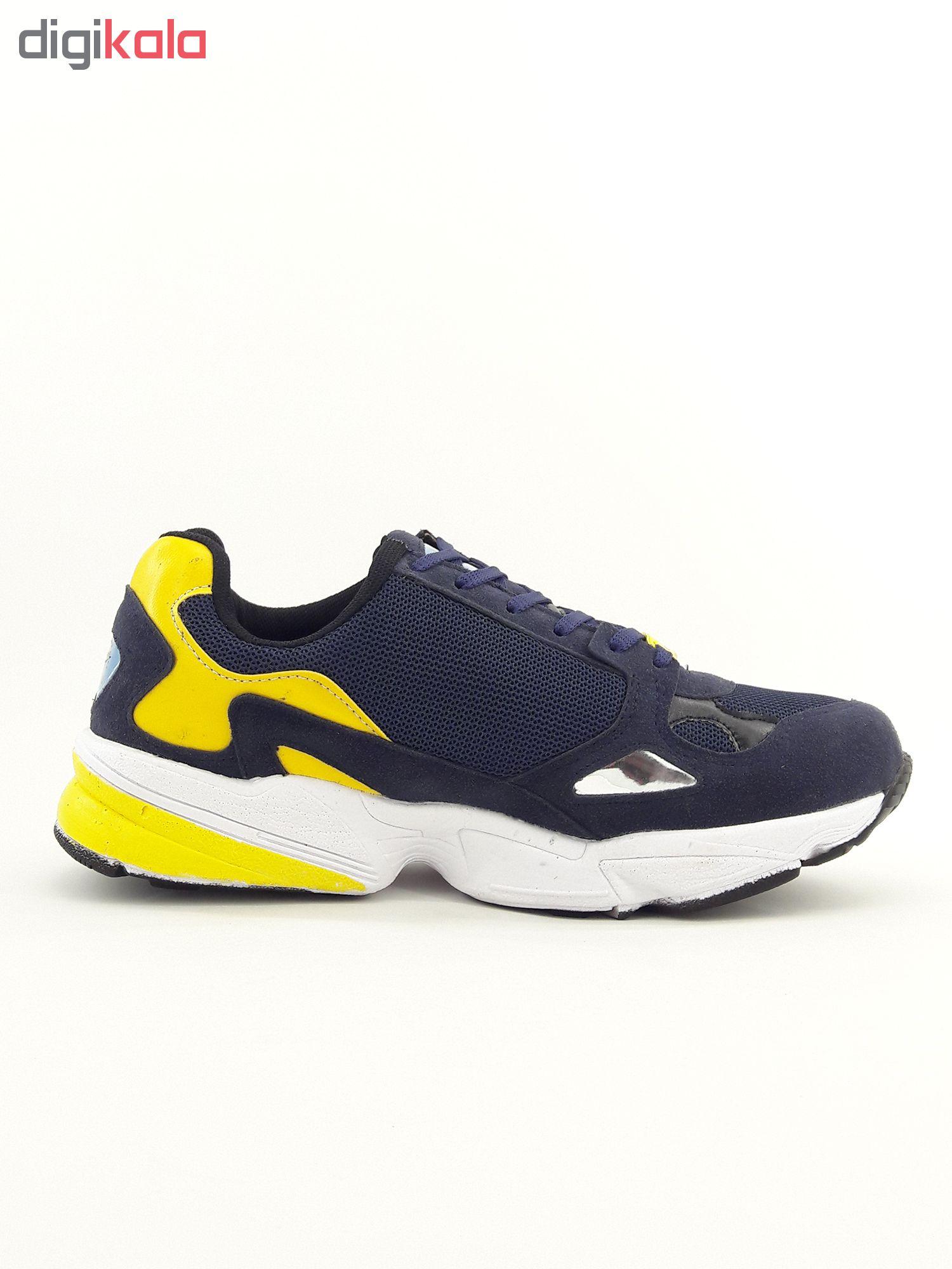 کفش مخصوص پیاده روی مردانه مدل Flk nvy01