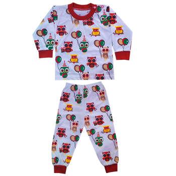 ست 2 تکه لباس نوزادی مدل 33-10 |