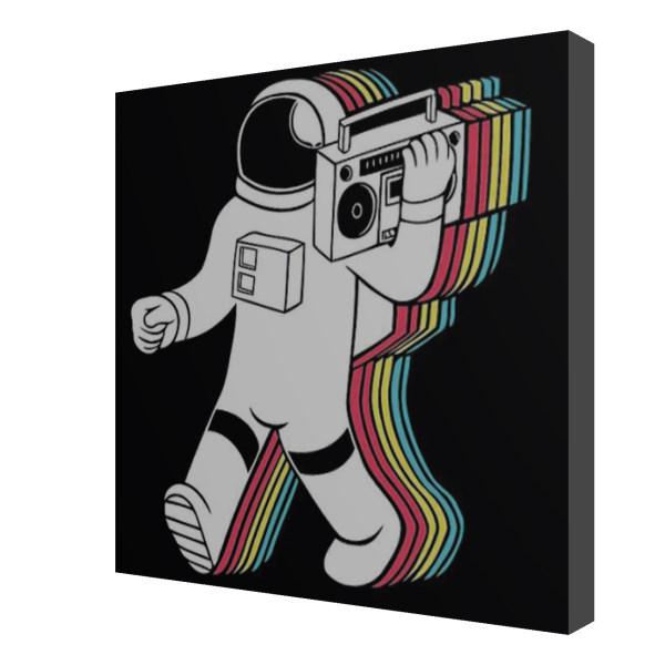 مگنت طرح فضانورد کد 10