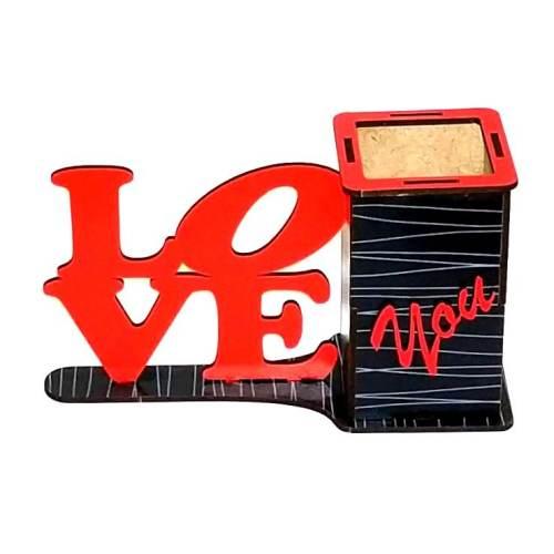 جاقلمی طرح Love you کد 01