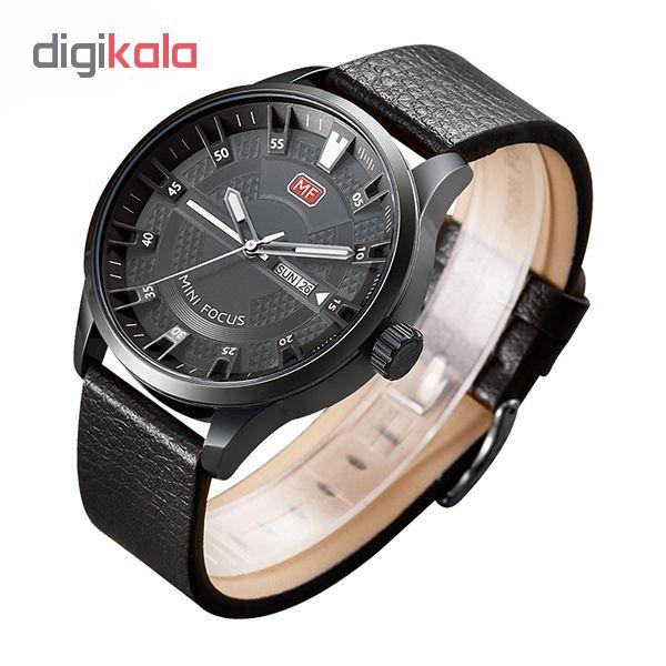 خرید                                      ساعت مچی عقربه ای مردانه مینی فوکوس مدل mf0028g.01