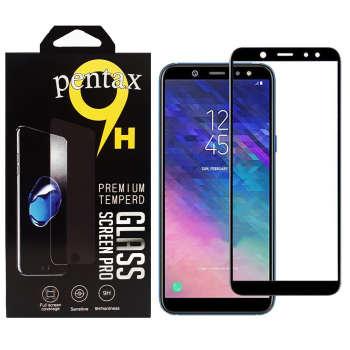 محافظ صفحه نمایش پنتاکس مدل TMP مناسب برای گوشی موبایل سامسونگ GALAXY A6 2018