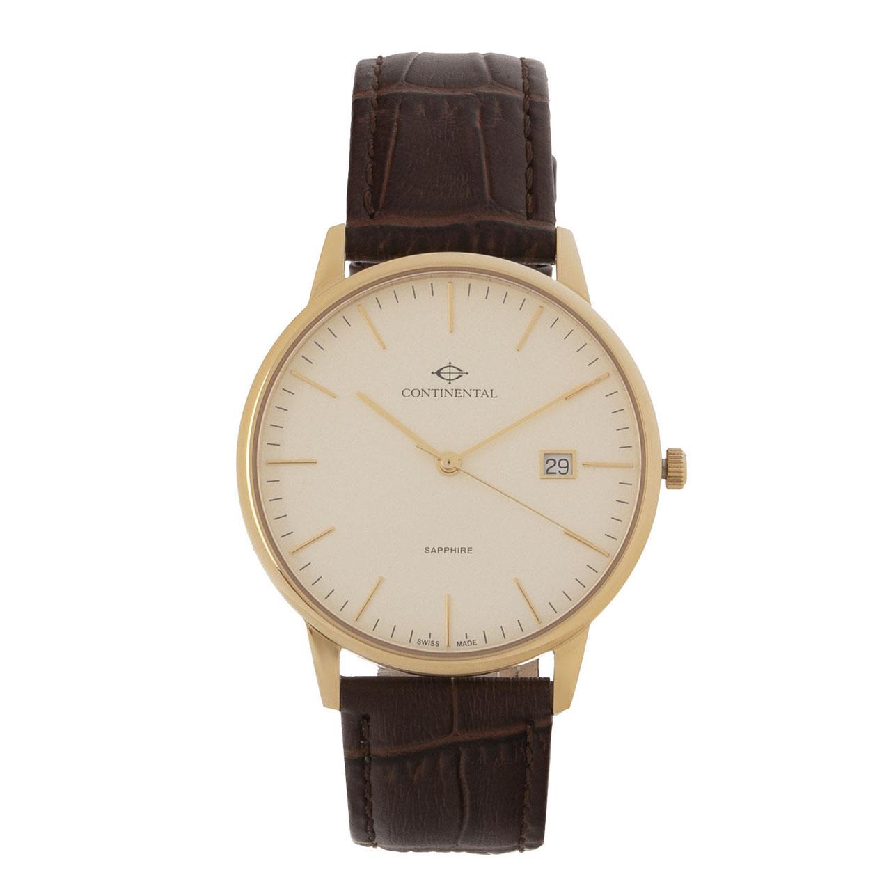 ساعت مچی عقربه ای مردانه کنتیننتال مدل 17203-G156 40