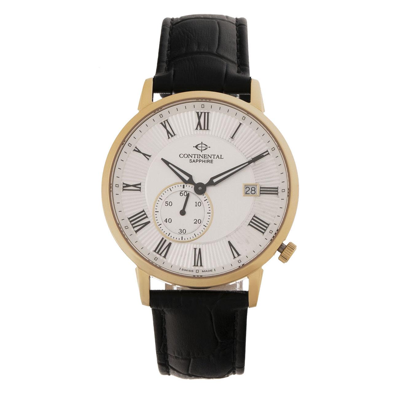 ساعت مچی عقربه ای مردانه کنتیننتال مدل 16203-G157