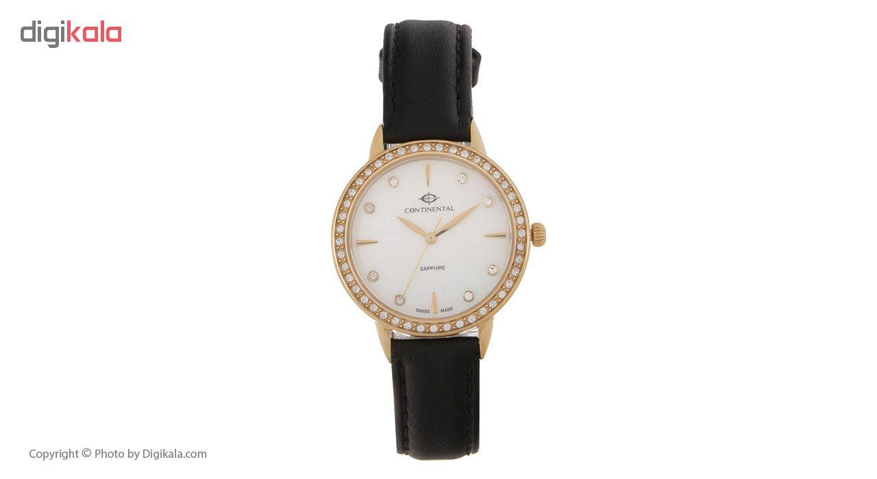 ساعت مچی عقربه ای زنانه کنتیننتال مدل 17102-G255D