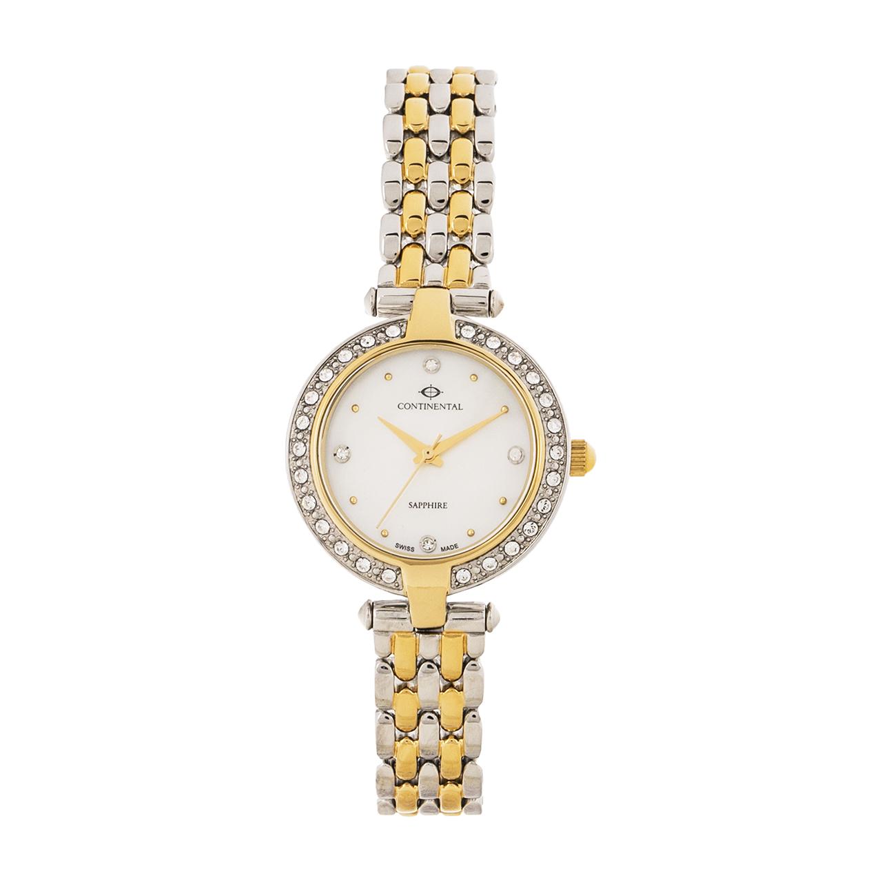 ساعت مچی عقربه ای زنانه کنتیننتال مدل 17001-245D