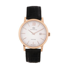 ساعت مچی عقربه ای زنانه کنتیننتال مدل 13602-G155