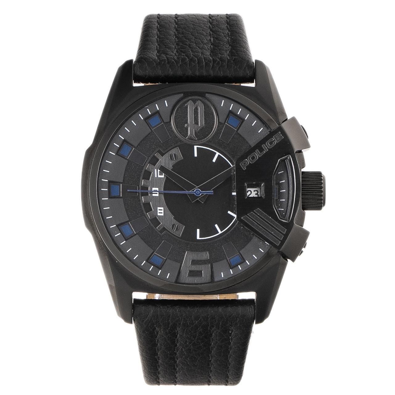 ساعت مچی عقربه ای مردانه پلیس مدل 14340JSB-02