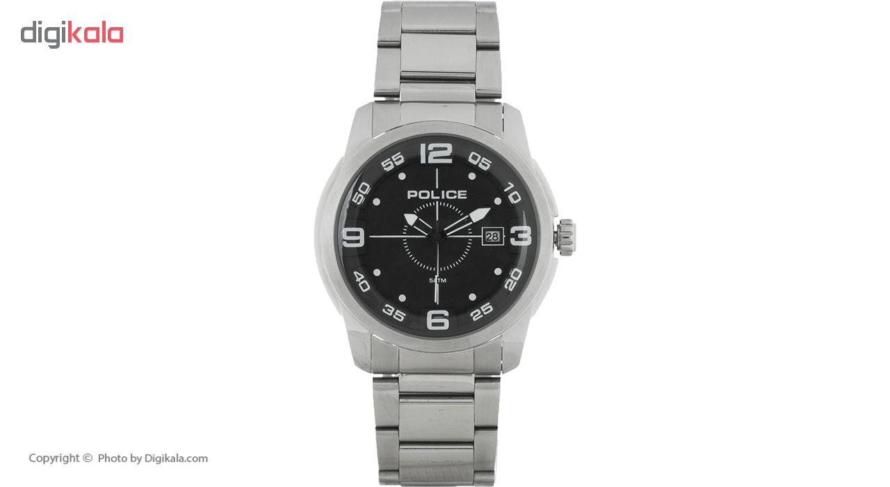 خرید ساعت مچی عقربه ای مردانه پلیس مدل 14386JS-04M