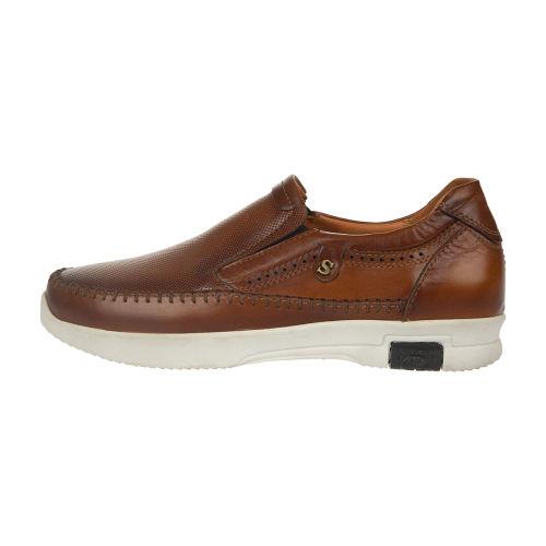 کفش مردانه استینگ مدل f1عسلی