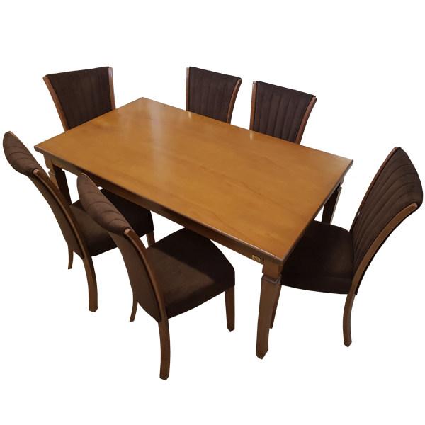 میز و صندلی ناهار خوری چوبکو مدل 101