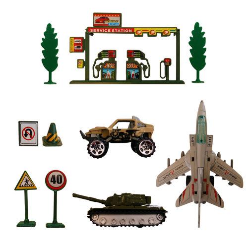 ست اسباب بازی جنگی مدل Army Platoon کد A511