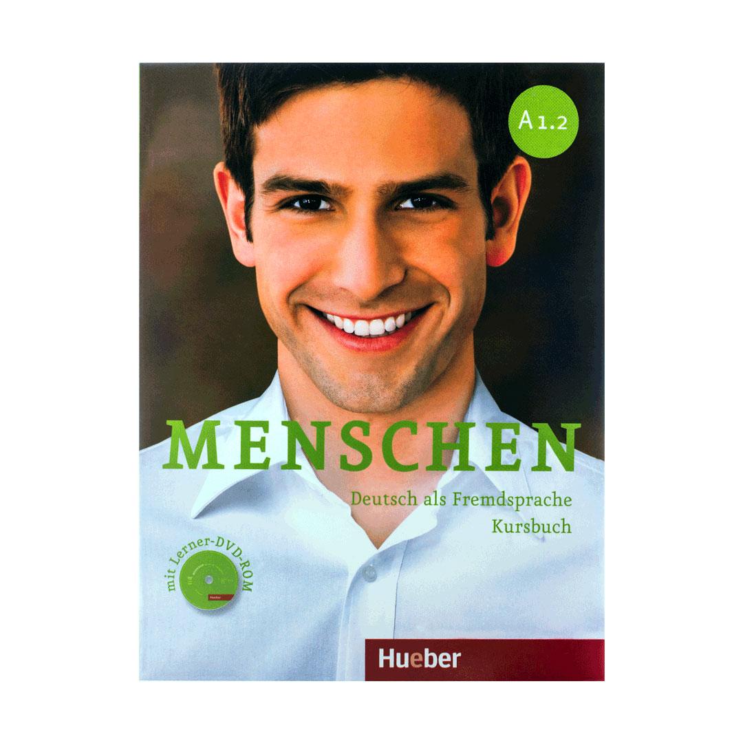 کتاب زبان Menschen A1.2 SB+WB+DVD انتشارات جنگل