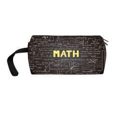 جامدادی طرح ریاضی مشکی کد j20