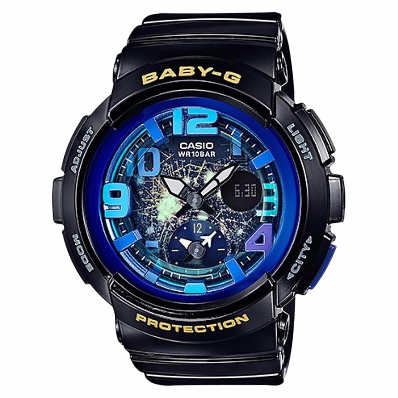 ساعت  زنانه کاسیو مدل BGA-190GL-1BDR
