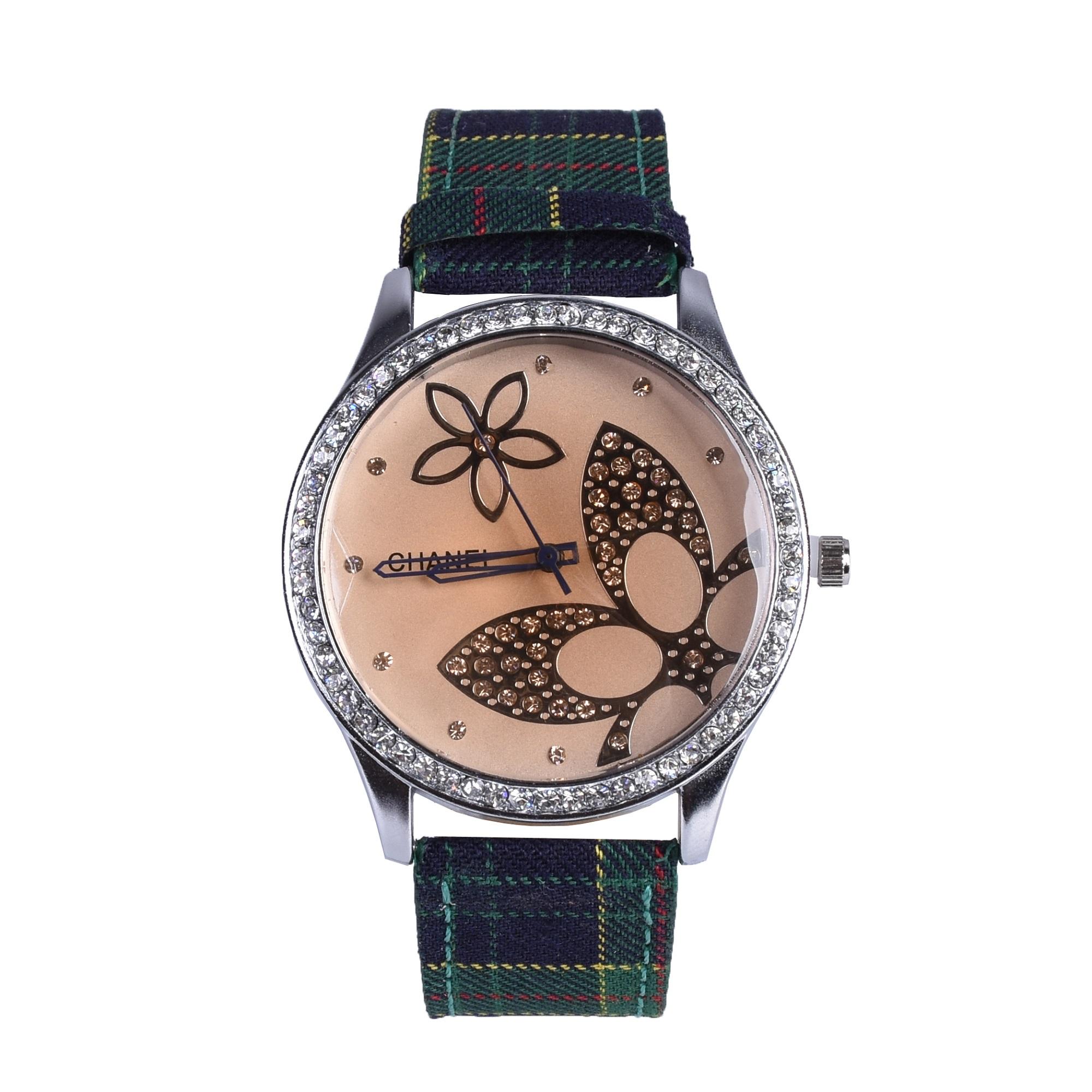 ساعت مچی عقربه ای زنانه مدل 01