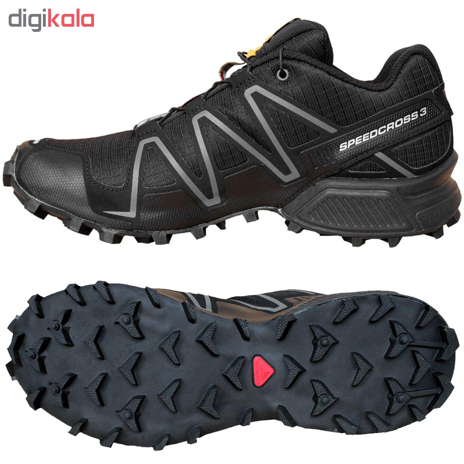 کفش مخصوص پیاده روی زنانه سالومون مدل 1-383097 MT
