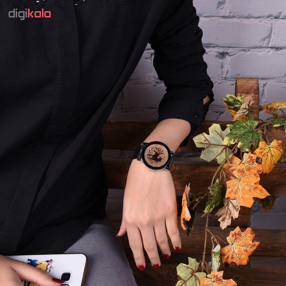 ساعت مچی عقربه ای زنانه کلارا مدل5