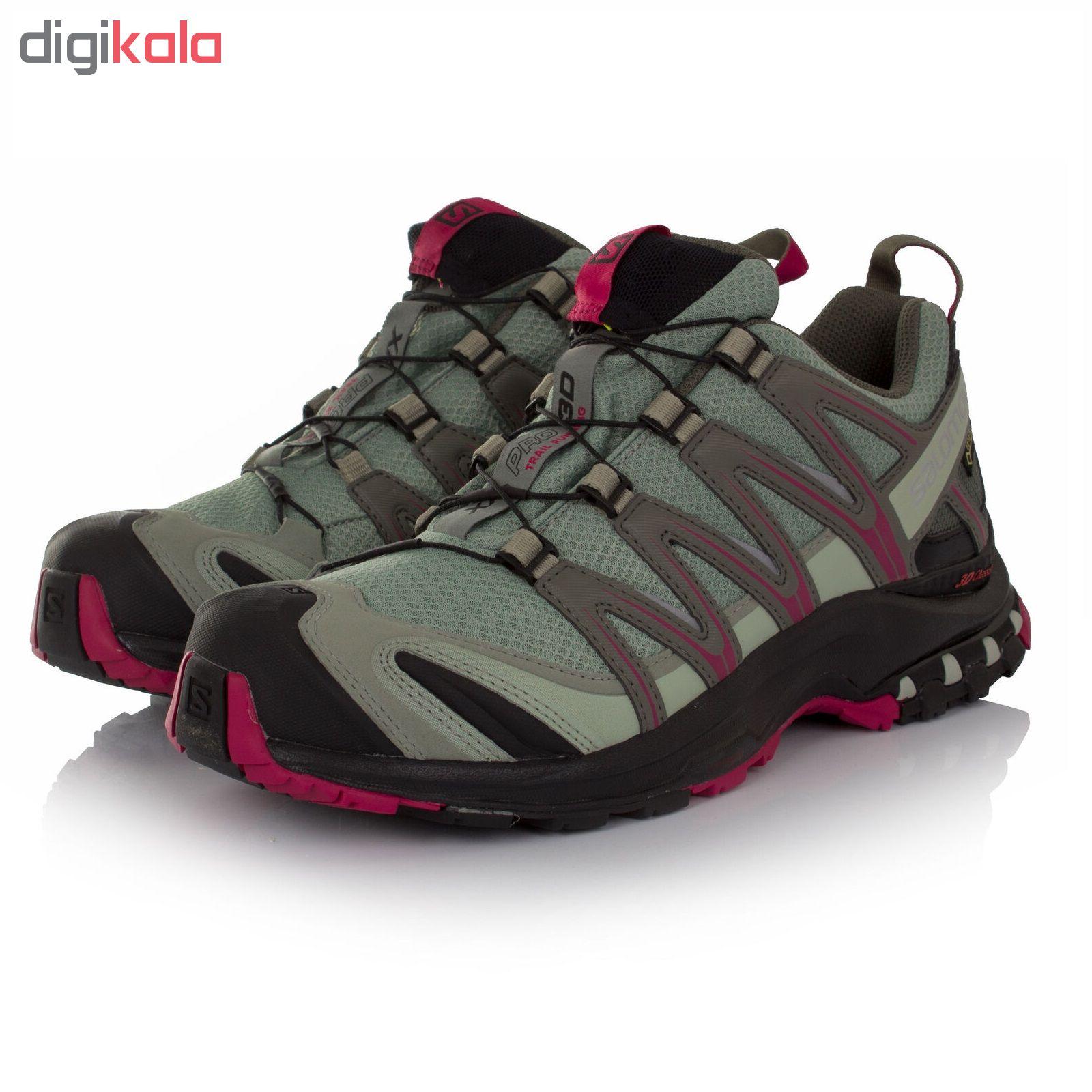 کفش مخصوص پیاده روی زنانه سالومون مدل 11-MT393331