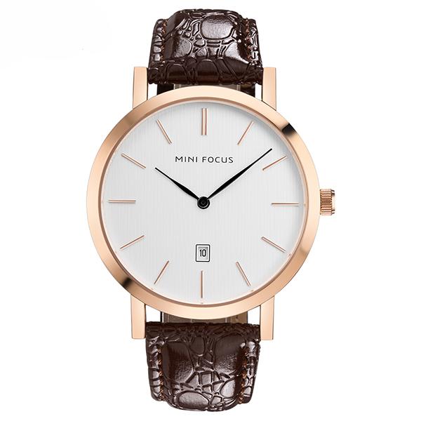 ساعت مچی عقربه ای مردانه مینی فوکوس مدل mf0108g.02 54
