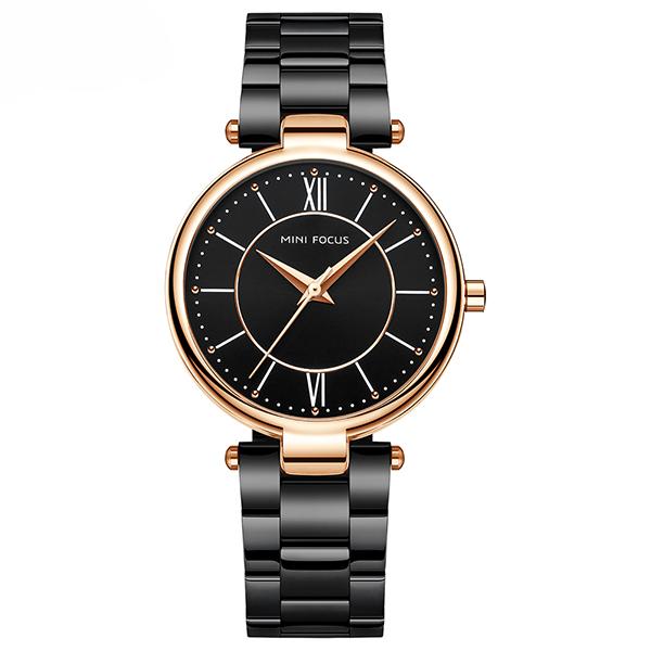 ساعت مچی عقربه ای زنانه مینی فوکوس مدل mf0189l.03