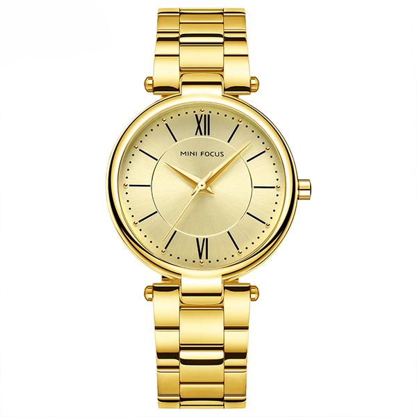 ساعت مچی عقربه ای زنانه مینی فوکوس مدل mf0189l.05