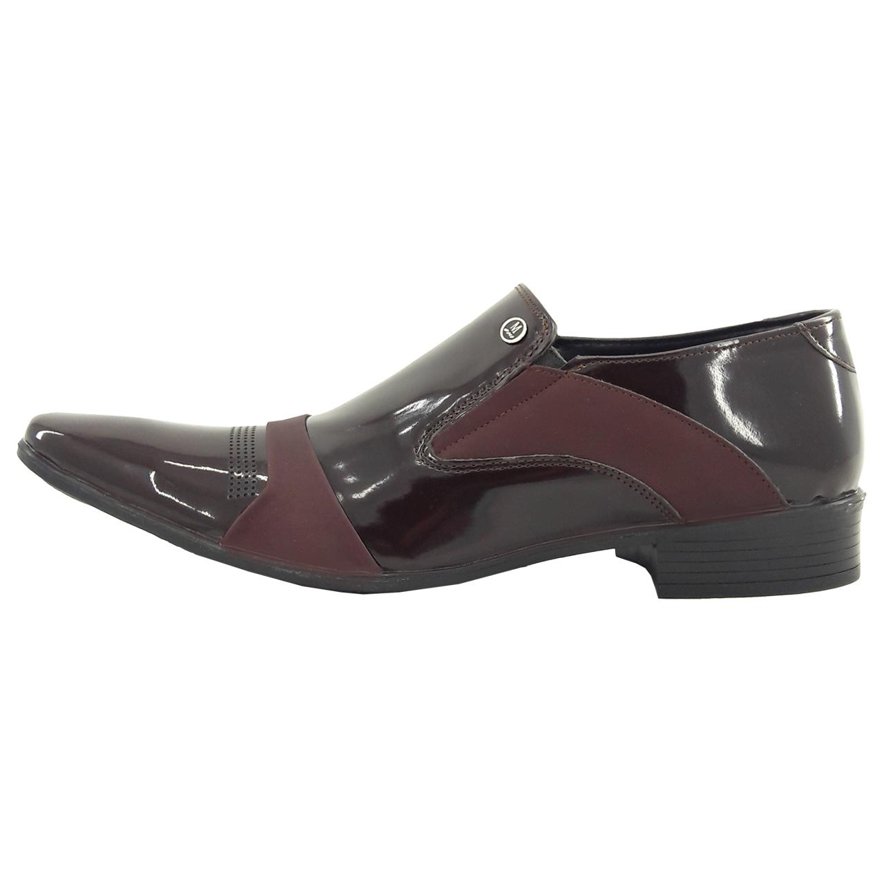 کفش مردانه مدل Mhrd.m.brw01