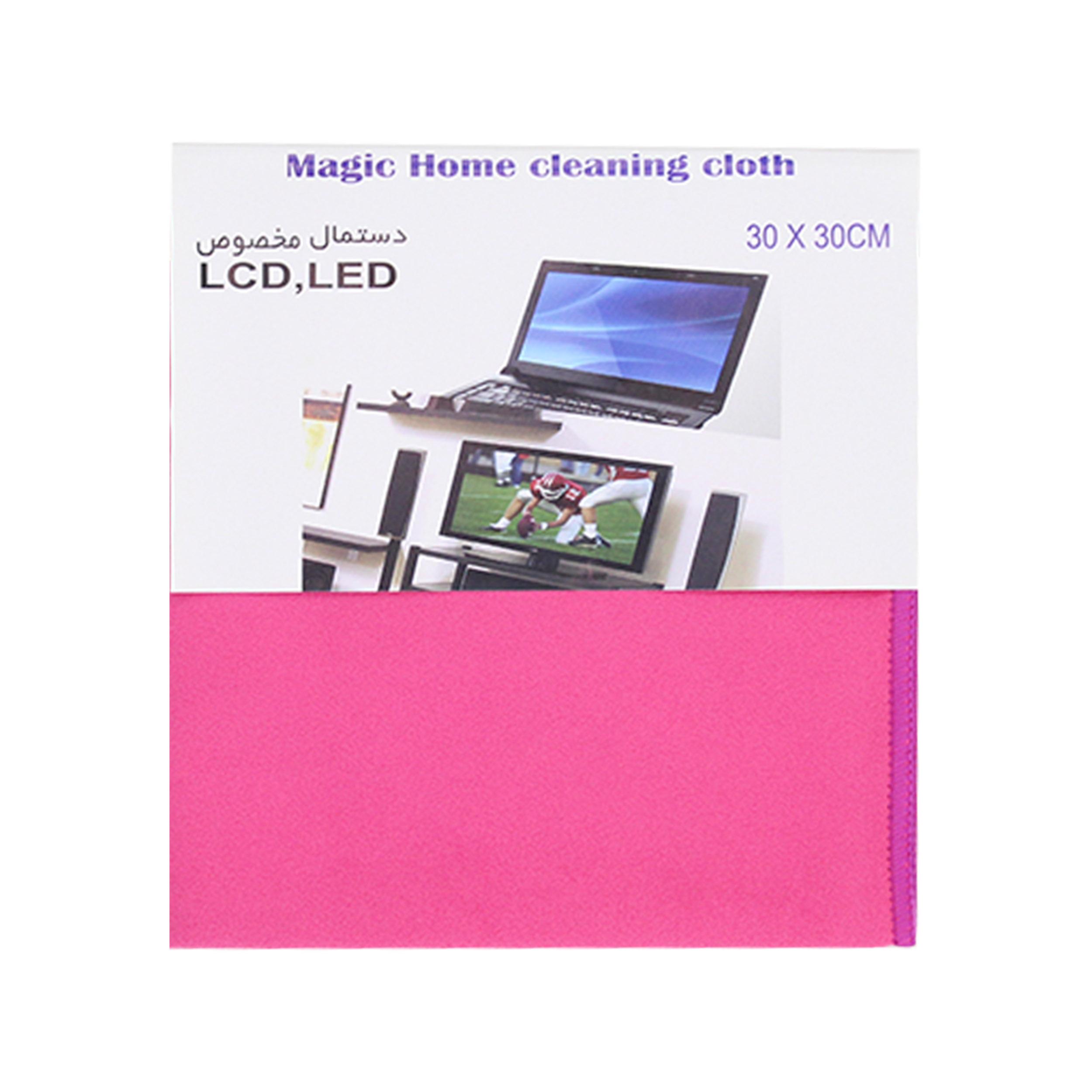 بررسی و {خرید با تخفیف}                                     دستمال تمیز کننده نمایشگر مدل T-2030                             اصل