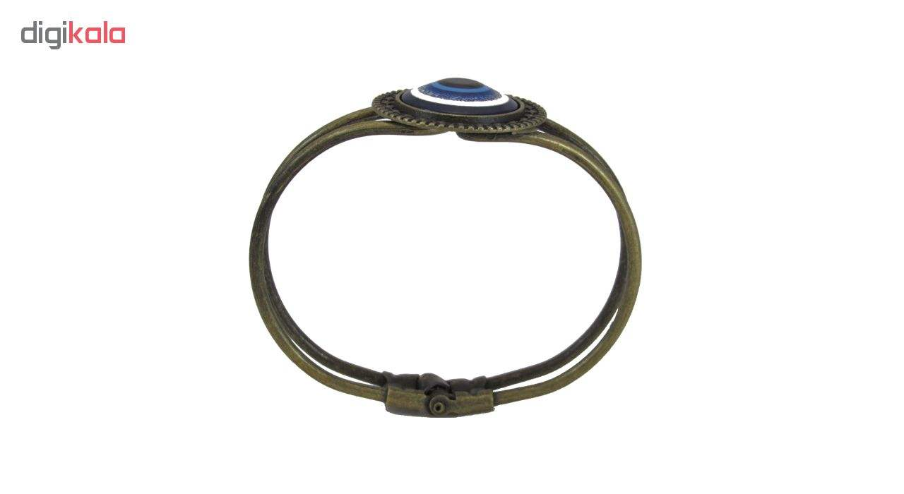 دستبند طرح چشم نظر مدل BK-312 main 1 4