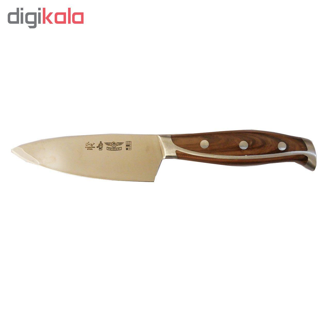 چاقو حیدری مدل ویکتوریا سایز5