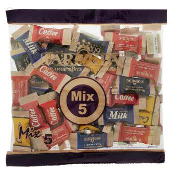 شکلات میکس پارمیدا وزن 330 گرم