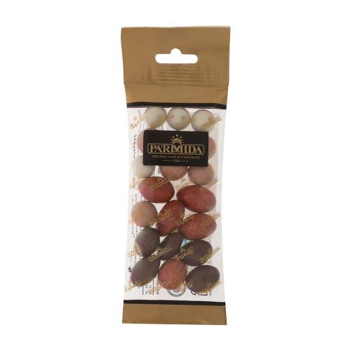 دراژه شکلاتی با روکش غلات پارمیدا وزن 60 گرم