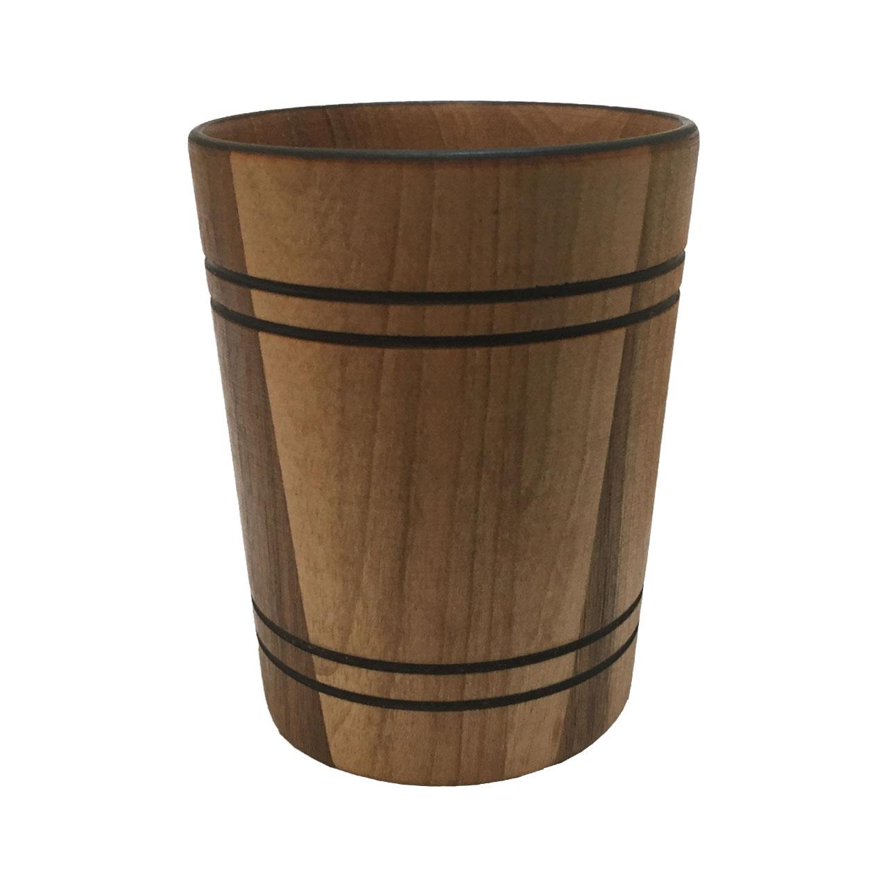 لیوان چوبی آرونی مدل ABRAMA