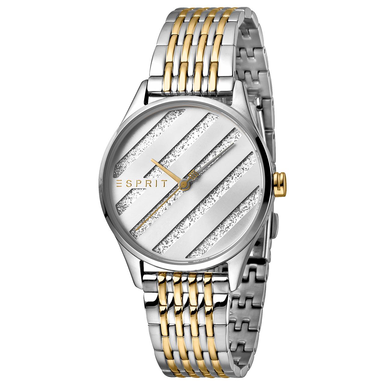 ساعت مچی عقربه ای زنانه اسپریت مدل ES1L029M0075