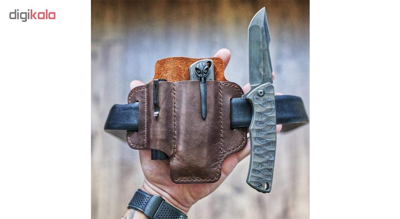 کیف کمری چاقو و چراغ قوه کد 0011