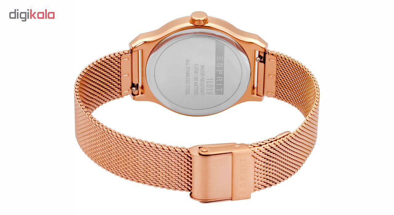 ساعت مچی عقربه ای زنانه اسپریت مدل ES1L019M0095