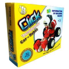 ساختنی کلیک مدل ماشین طرح روبات