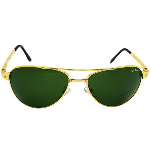 عینک آفتابی کارتیه کد 0001