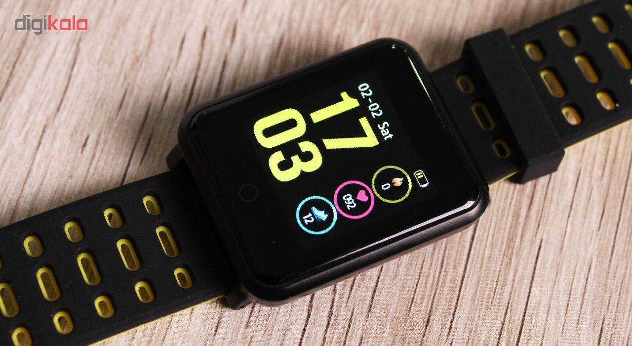 ساعت هوشمند مدل DGMD-0022