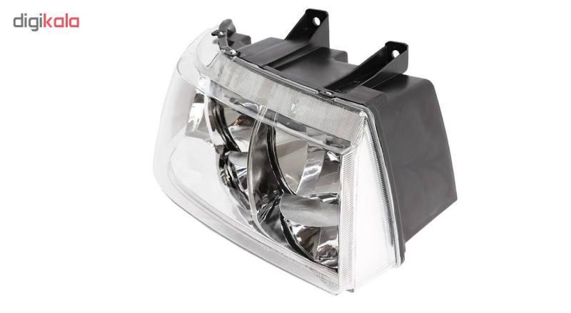 چراغ جلو کروز مدل 5964 مناسب برای سمند بسته 2 عددی thumb 3