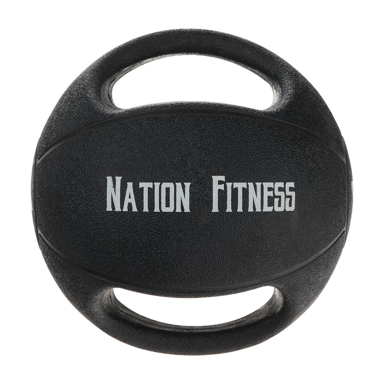 توپ مدیسن بال نیشن فیتنس مدل Bullet وزن 10 کیلوگرم