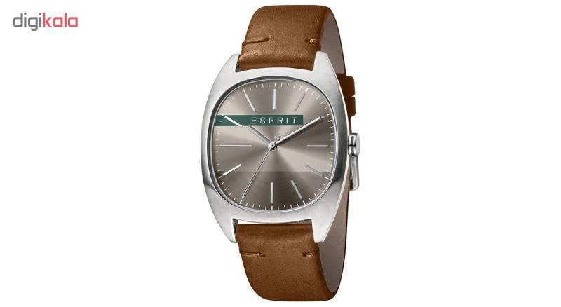 ساعت مچی عقربه ای مردانه اسپریت مدل ES1G038L0045