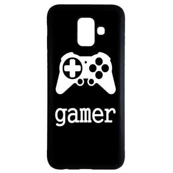 کاور طرح gamer کد 6582 مناسب برای گوشی موبایل سامسونگ galaxy a6 2018