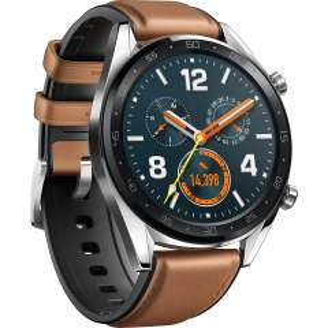 ساعت هوشمند هوآوی مدل GT Classic رنگ قهوه ای